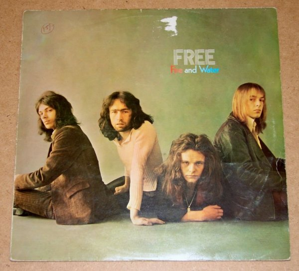 Free - 1970 Fire and Water