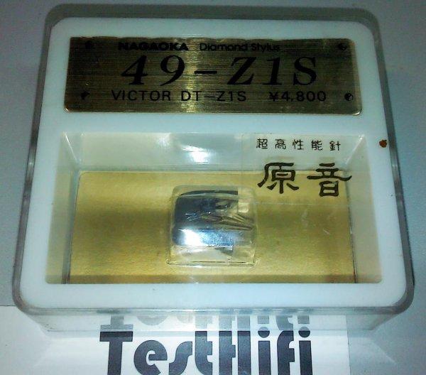 игла Victor DT-Z1S Nagaoka люксовая GOLD япония неноводел. отправка по РФ