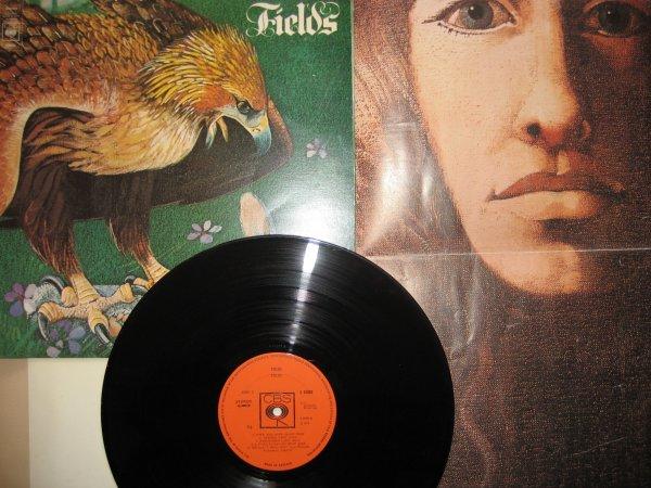 FIELDS - SAME UK ORIG LP POSTER!!!!! NM/NM