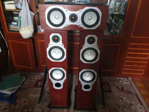 акустика премиум-класса Monitor Audio Gold Reference
