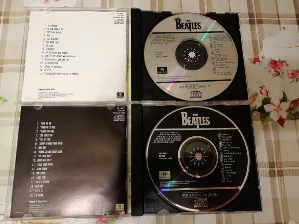 Продам The Beatles Past Masters 1&2 USA без ifpi и яблока