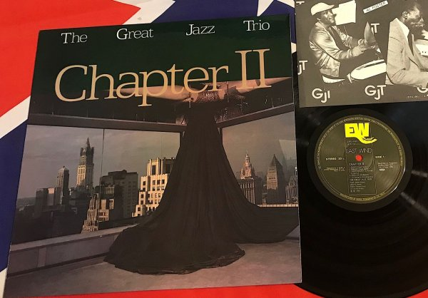 The Great Jazz Trio – Chapter II (1980) Japan