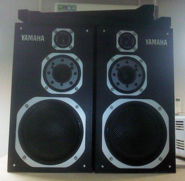 студийные мини мониторы Yamaha NS-1000MM (4). отправка по РФ