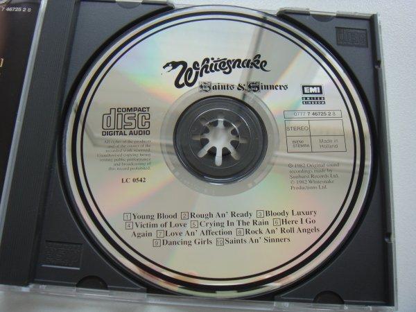 Gillan & Whitesnake