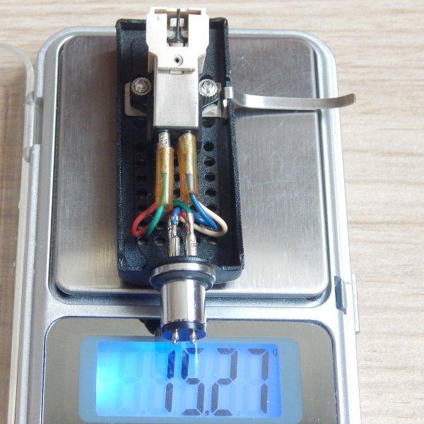 Audio Technica AT-3600, шелл металлический, вставка рабочая б/у, Япония