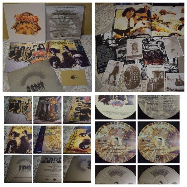 """The Traveling Wilburys """"The Traveling Wilburys Collection"""". 1-st reissue."""