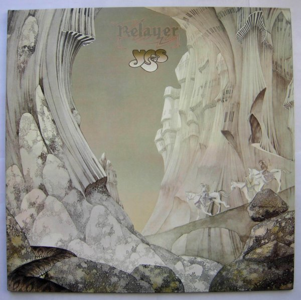 Yes - Relayer 1974 (NEW)