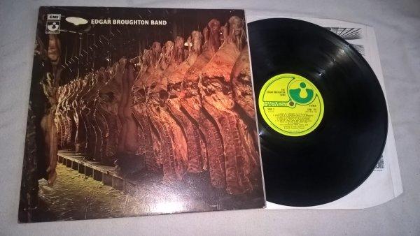Edgar Broughton Band(edgar Broughton Band)UK 1st press