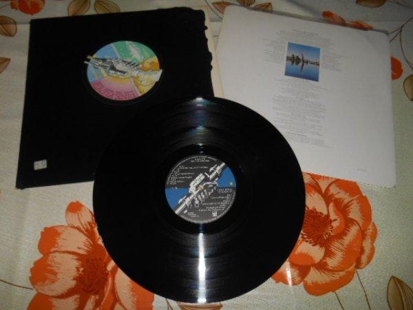 Pink Floyd Wish You Were Here orig.UK 1975 Black Shrink Wrap