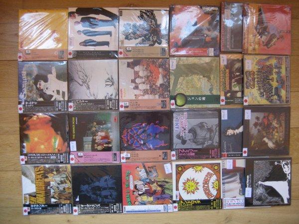 JP MINI VINYL RARE CD