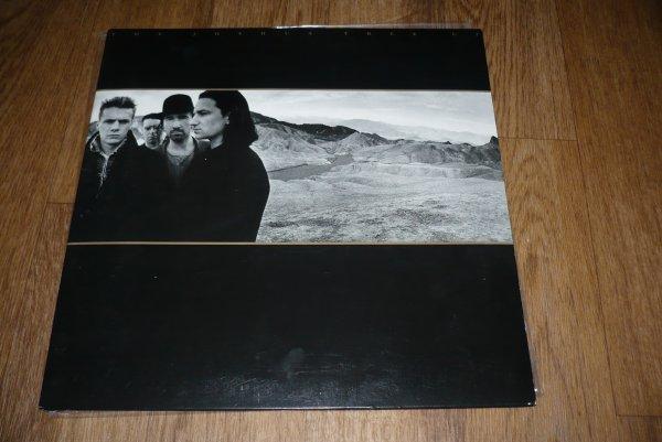 LP U2 1987 •  The Joshua Tree M\M JAPAN
