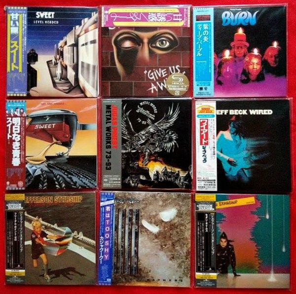 Mini Vinyl CD Japan