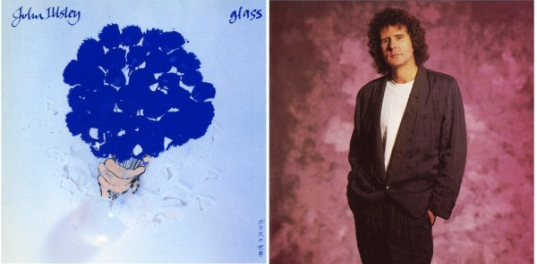 CD John Illsley Glass