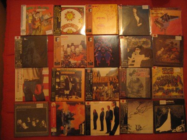 JP MINI VINYL RARE CD M/M
