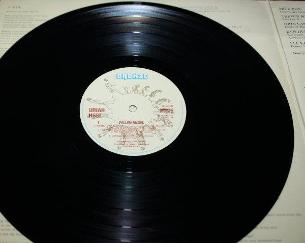 Uriah Heep -Fallen Angel 1978г  UK NMNM