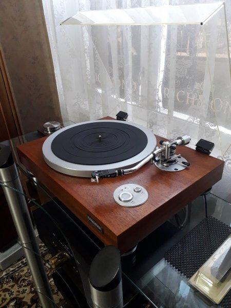 Проигрыватель виниловых пластинок Micro Seiki DD8