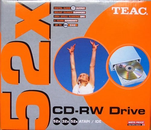 Привод CD-RW Teac CD-W552E Retail box (New)
