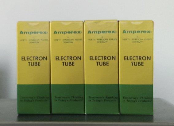 6SL7GT Amperex