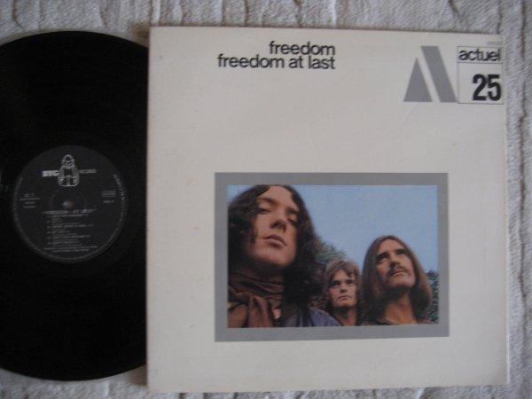 FREEDOM - AT LAST  FR ORIG LP NM/NM