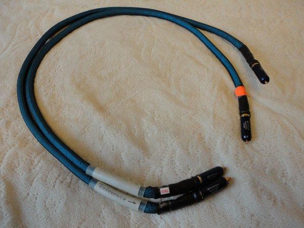 Межблочный кабель RCA,1м.(Перевезенцевa)