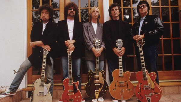 *** TRAVELING WILBURYS**TOM PETTY**TOM WAITS**THE VAUGHAN BROTHERS***