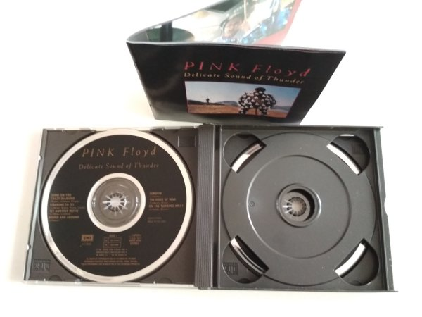Pink Floyd - Delicate Sound Of Thunder (1988) 2CD Fat Box / Holland / фирма