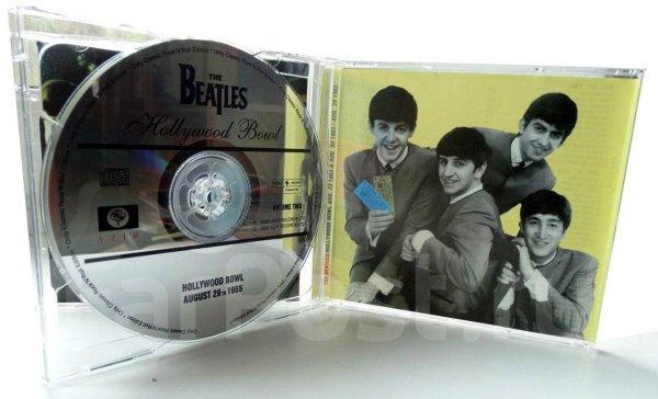 Продаю концертный сборник The Beatles Hollywood Bowl (2CD) и другие диски