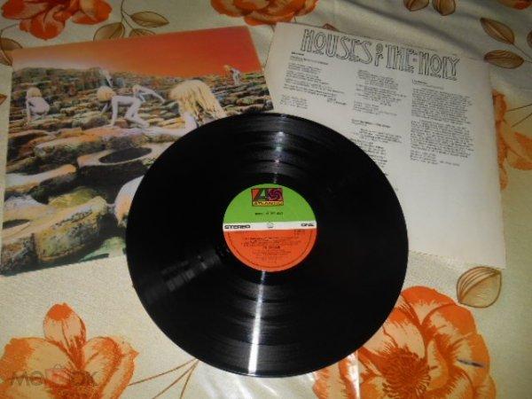 Led Zeppelin Houses Of The Holy orig.UK 1st.press 1973