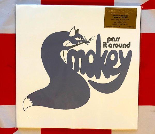 Smokey (Smokie) - Pass It Around (1975) 2 LP EU. S/S Sealed