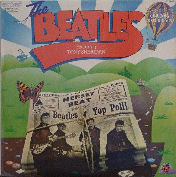 The Beatles Featuring Tony Sheridan