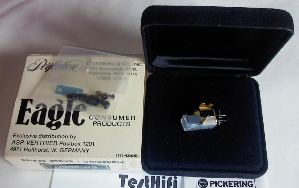 новый комплект Pickering EP-200/1 (V-15 / AME-2). отправка по РФ.