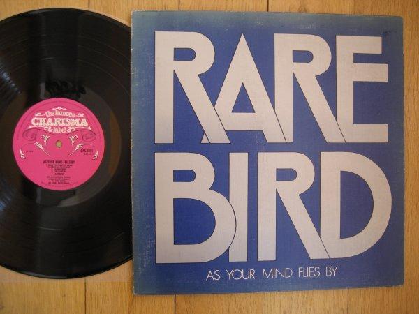RARE BIRD - AS YOUR MIND FLIES HIGH  UK ORIG LP EX/NM