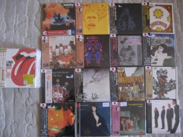 THE ROLLING STONES BOX 8 CD JP MINI VINYL SPECIAL EDITION M/M