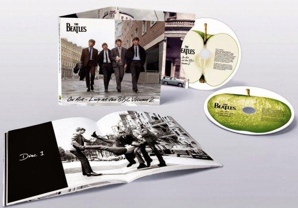 Продаю сборник The Beatles On Air. Live At The BBC. Volume 2 и другие диски