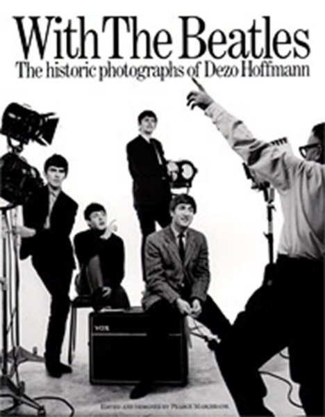 "Продаю книгу ""With the Beatles: The Historic Photographs of Dezo Hoffmann"""