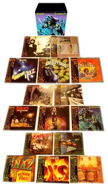 JAPAN MINI LP CD BOX - ПОЛНЫЕ КОМПЛЕКТЫ ОРИГИНАЛЬНЫХ ЯПОНСКИХ МИНИ-ВИНИЛОВ!