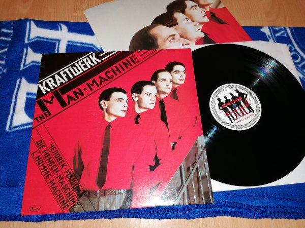 Kraftwerk (The Man Machine)UK 1st press