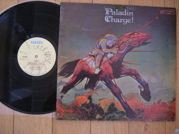 PALADIN - CHARGE UK ORIG LP EX/NM