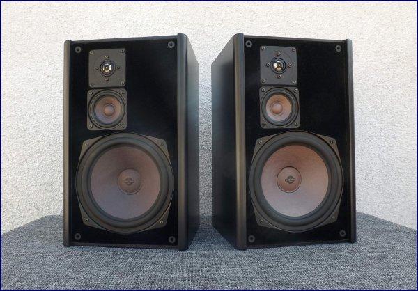MB Quart 390. Полочная акустика, Германия