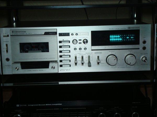 Продам кассетную деку KENWOOD KX-2060 ...