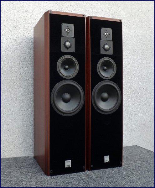 ATL 719 Pro (Hans Deutsch). Напольная, 4-х полосная АС