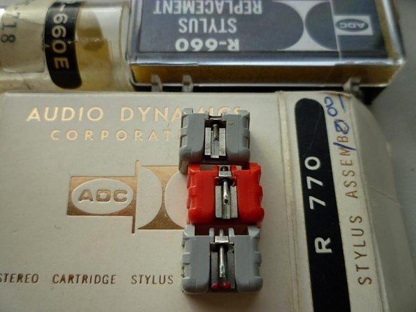 Иглы ADC-10E mk-IV, ADC 660, ADC Poin 4