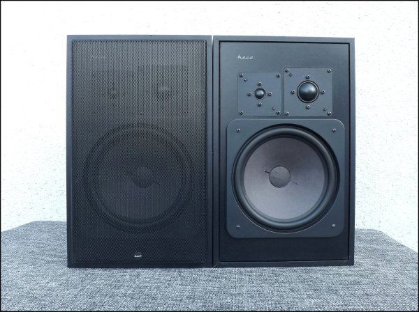 Heco PCD-150. Полочная акустика - 4/8 Ом