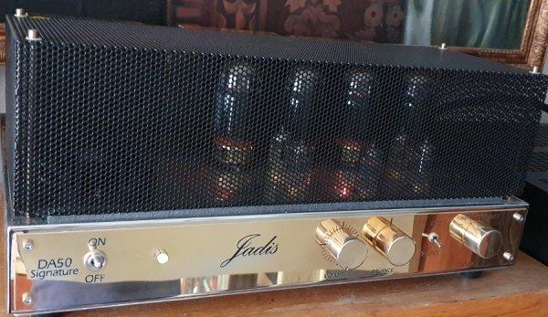 Jadis Da 50 Signature Ламповый интегральный усилитель