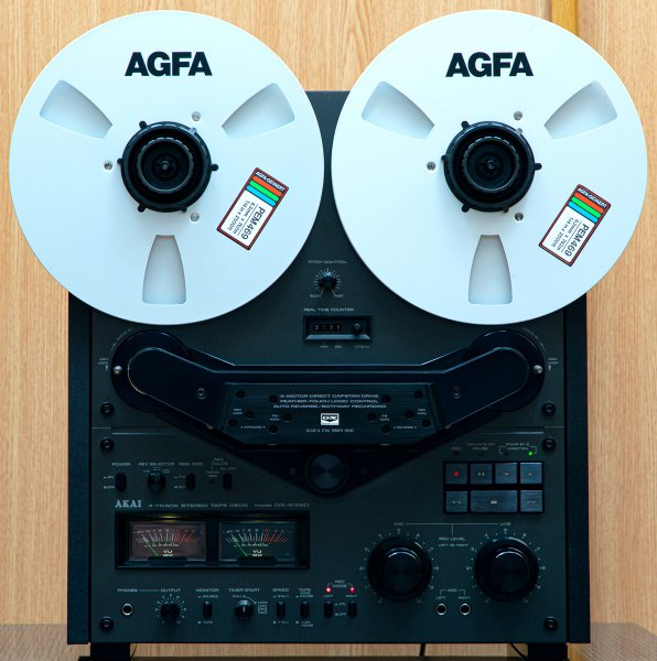 Катушечный магнитофон Akai GX-635D №5