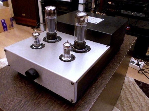 Ламповый усилитель Audion Sterling / Made in England / Москва.