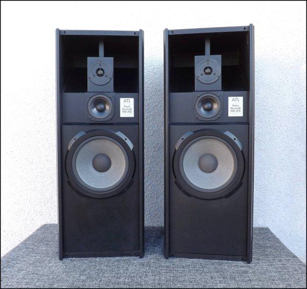 ATL Hans Deutsch HD 312. Немецкая напольная акустика