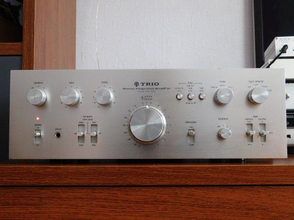 TRIO KA-7300 ( Kenwood ) ДВОЙНОЕ МОНО.