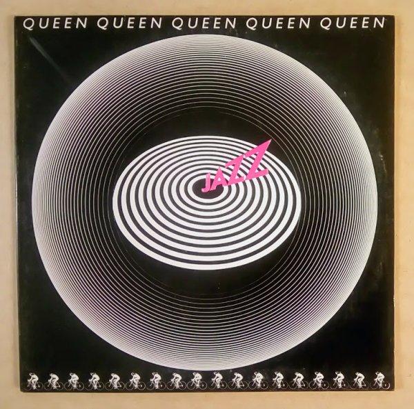 Queen - 1978 Jazz (poster)