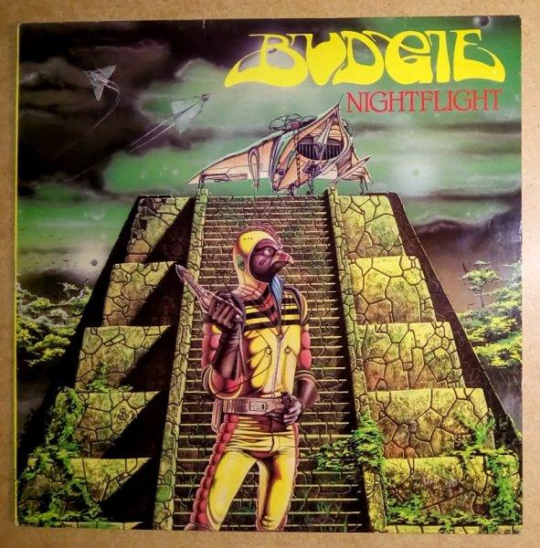 Budgie - 1981 Nightflight